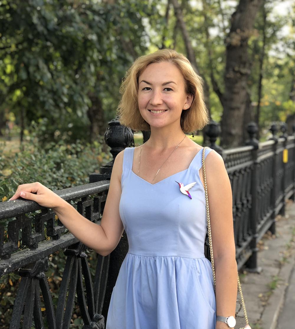 Полина Червова